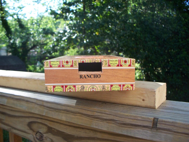 Notch the Cigar Box