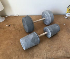 Concrete Weights for Exercise