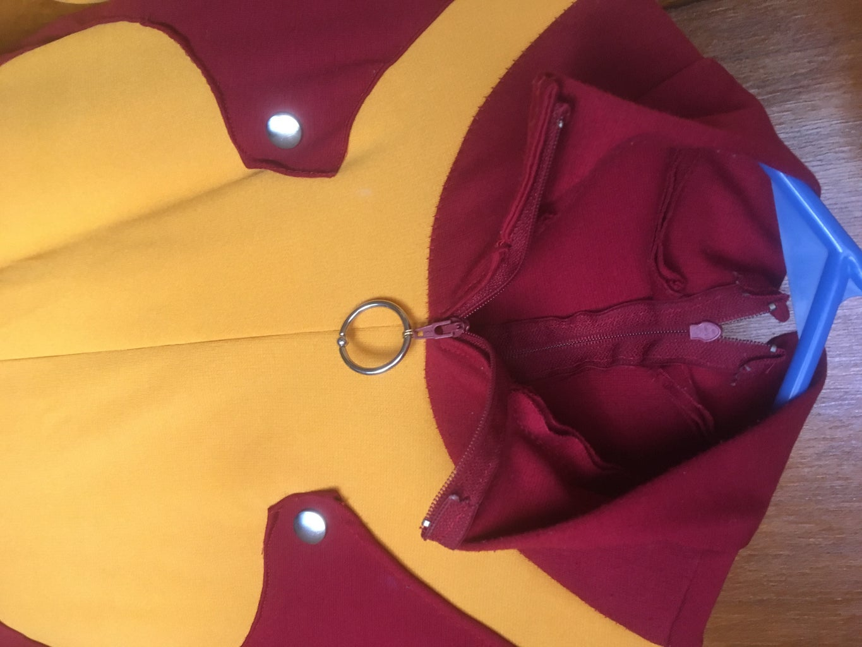 Leotard: Shirt