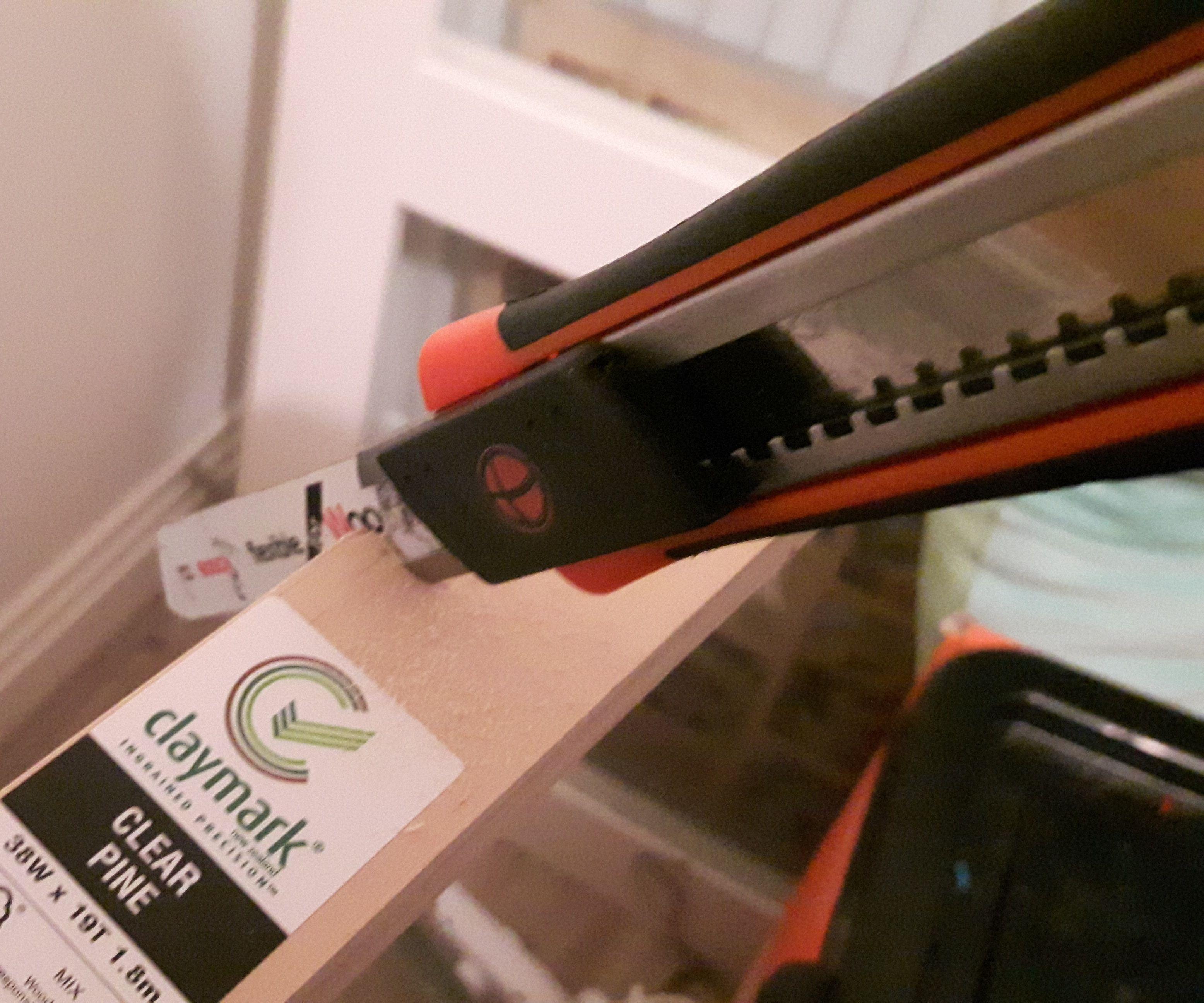 Multi blade box cutter mod