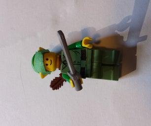 Lego Linck Cap From Legened of Zelda