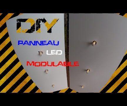 DIY Modular Led Pannel