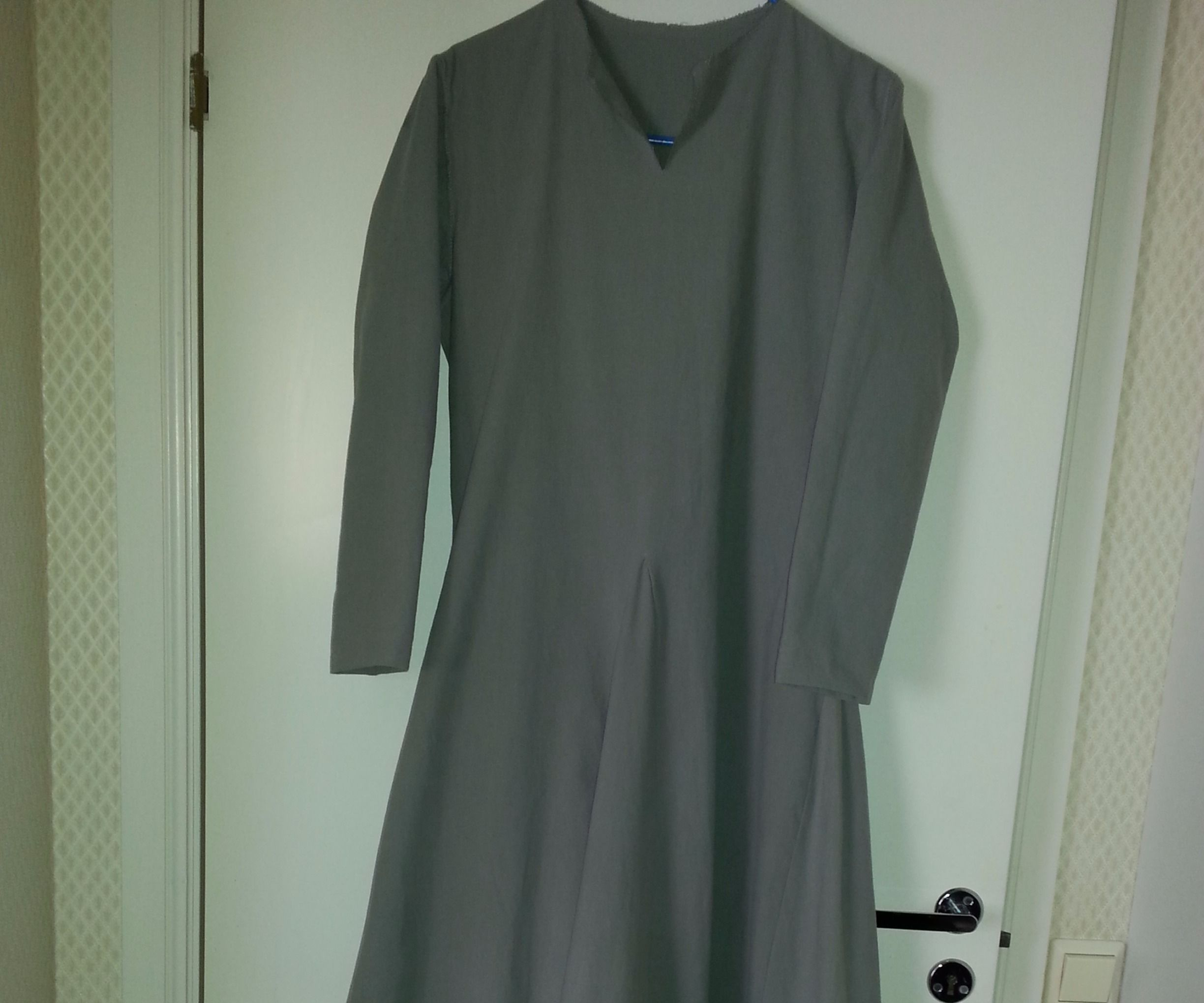 Viking Underdress or Tunic From a Sheet