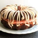 Pumpkin Decorated Cake