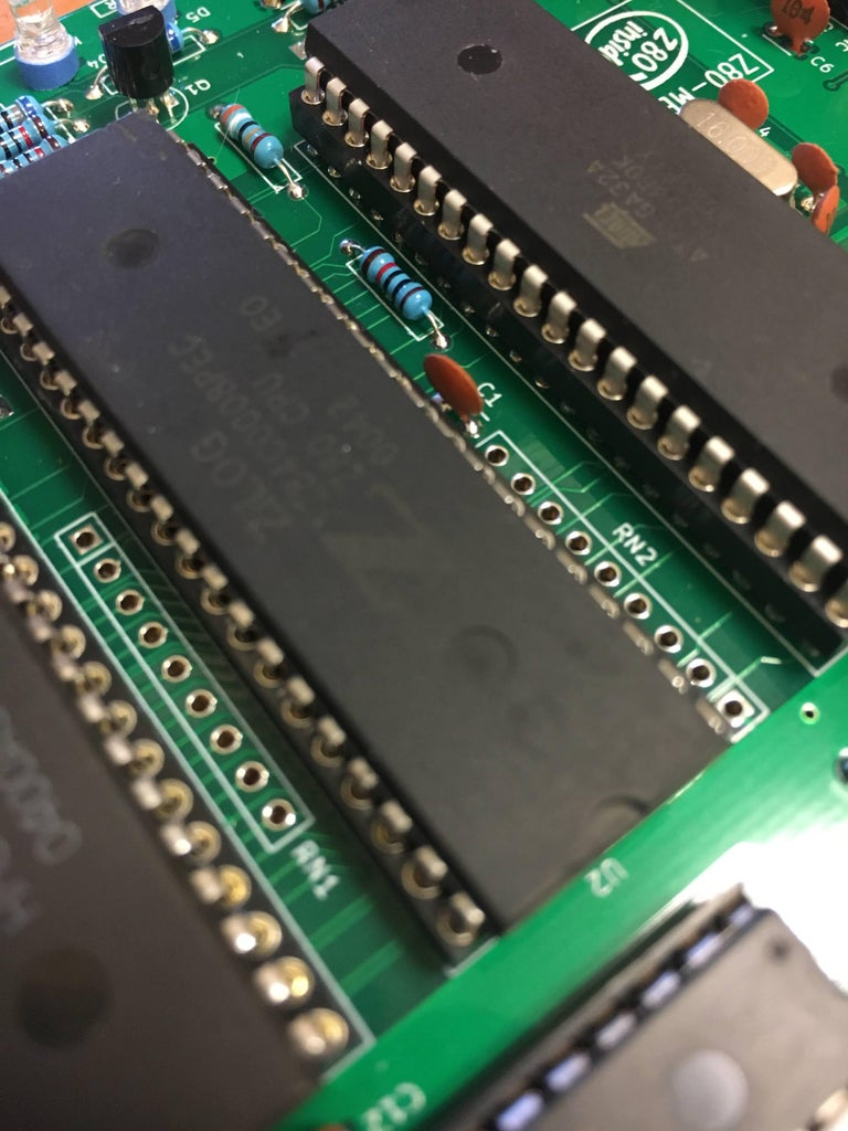Z80 MBC2 - Re-compile QP/M Bios and Loader
