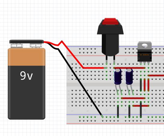 Arduino ATTINY45 Water Level Sensor