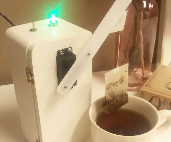 DIY Automated Tea Maker