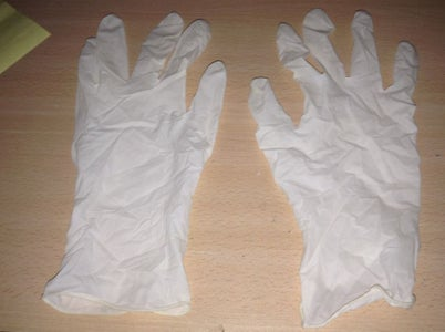 Making Mario's Gloves