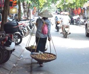 How to Travel From Mainland China to Vietnam for Around $50