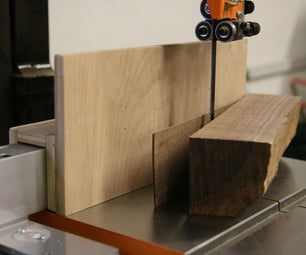 Bandsaw Re-saw Fence