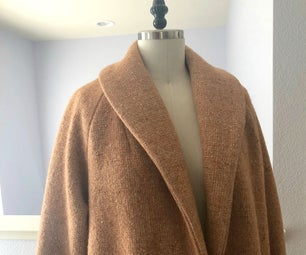 A Warm Wooly Coat