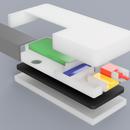 Portable Case With Battery for Raspberry Pi Zero W (EN/FR)