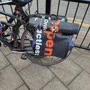 Recycled Plastic Cycling Rucksack