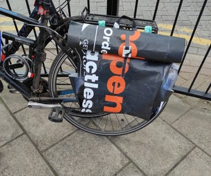 再生塑料循环背包