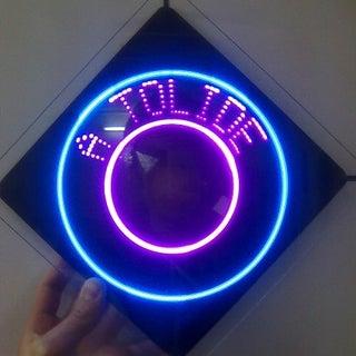 LED Propeller Clock