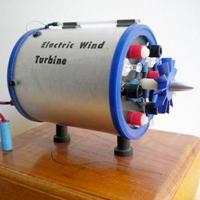 Ion Wind Turbine