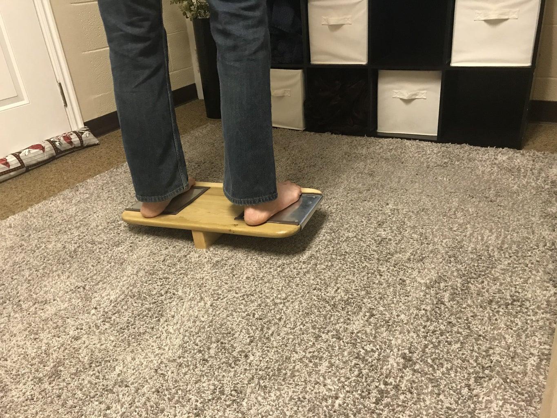 Makey-Saurus Rex - Makey Makey Balance Board