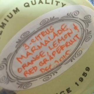 Marmalade/Orange Sauce