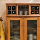 How to Build a Custom Wine & Liquor Cabinet