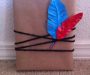 Duct Tape Feathers