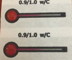 Wax Paper Microfluidics
