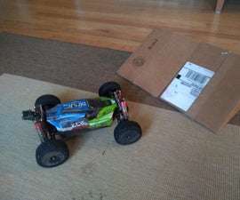 Quick and Easy Cardboard Rc Car Ramp