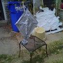 Duct tape kite