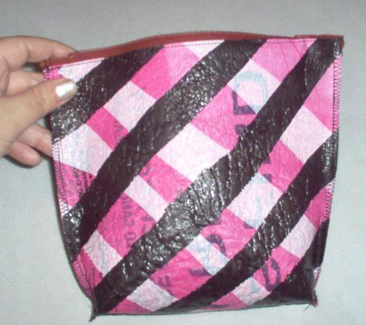 Fused Plastic bags and accessories