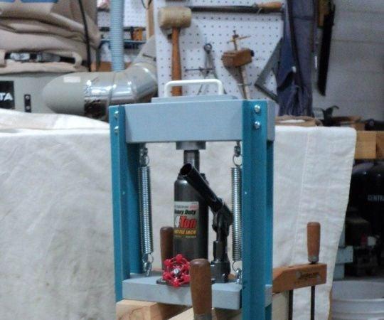 Economy Hydraulic Shop Press