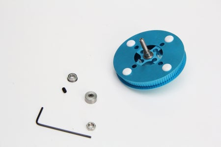 Driven Pulley Holder