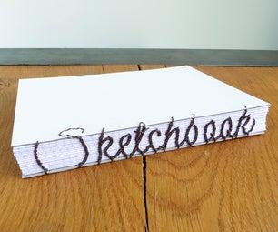 CopTic字母绑定 -  Notepad 2 SketchBook