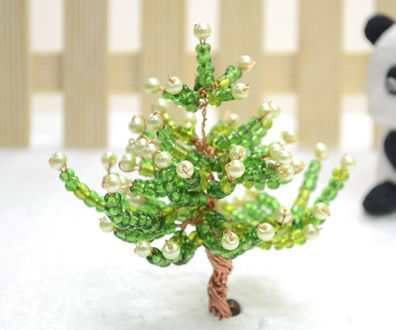 Mini 3D Christmas Tree Craft