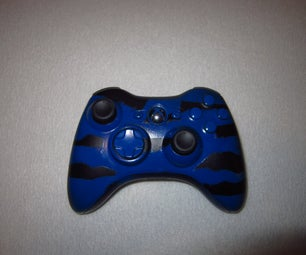 Replacing and Spicing Up Your Xbox Controller
