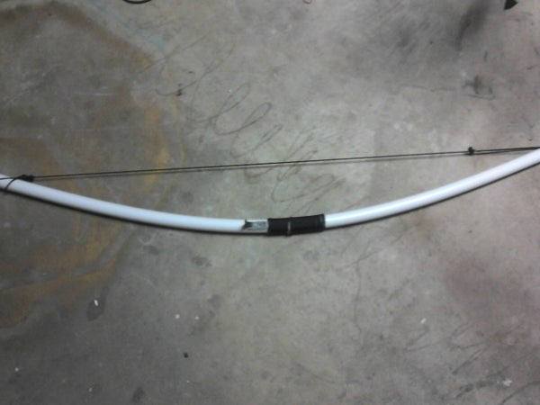 PVC Hunting Longbow (Updated)
