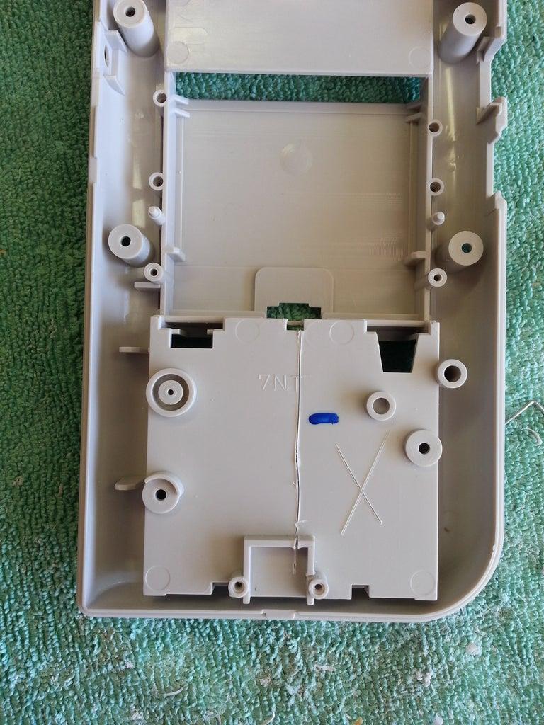 Game Boy Mod - Back Half