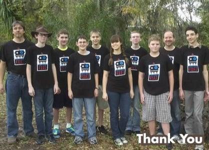 Volunteer Thank Yous
