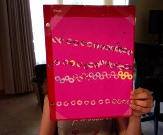 Folder Craft for Preschoolers and Kindergarteners.