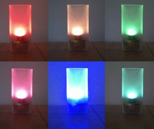 Luminch Color LED Lamp