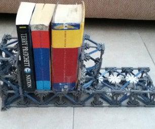 Knex Adjustable Bookshelf