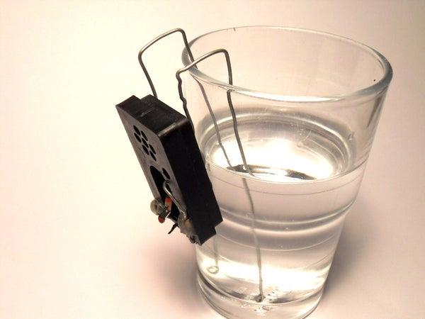 5 Minute Water Sensor