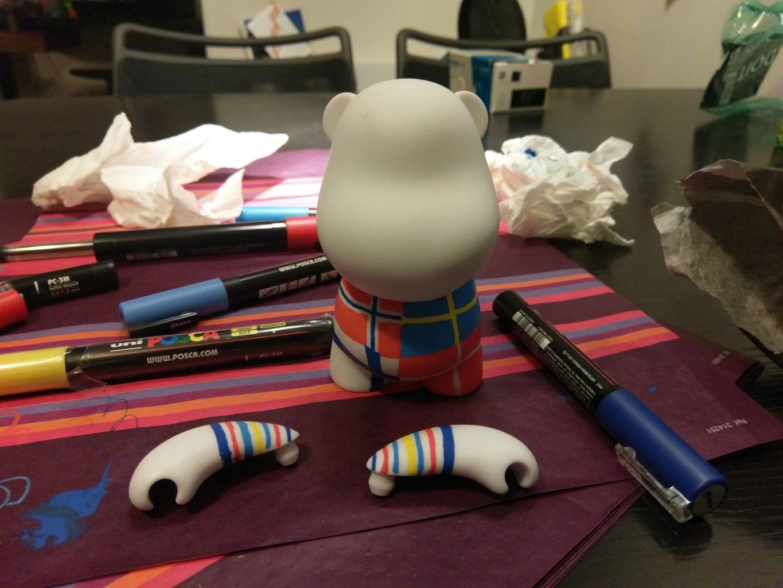 Creating the Figurine
