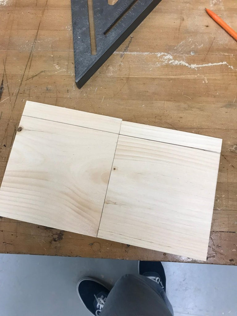 Trimming the Wood Down to Size
