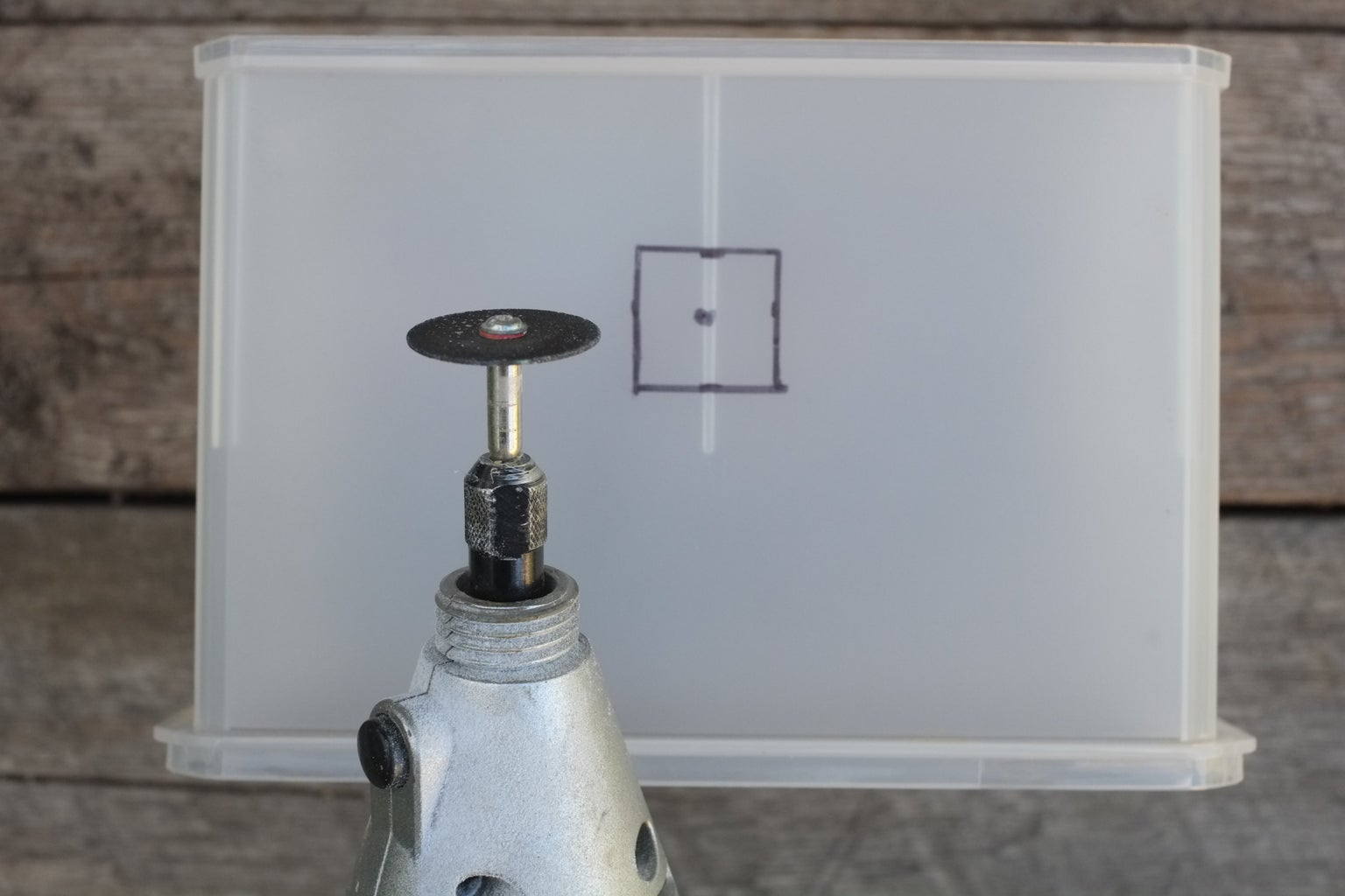 Preparing the Junction Box: Setting Up for the Brackets