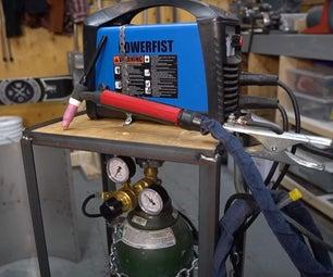 如何实现TIG焊机的零起步