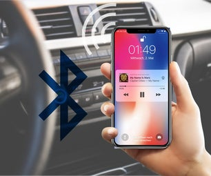 Add Bluetooth to Your Old Car Stereo