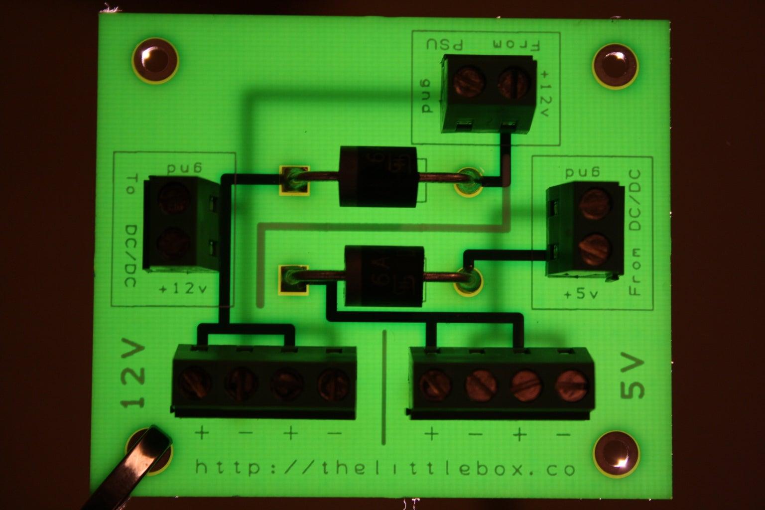 Mk II   Pre-Build