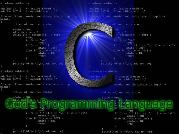 Your First Program in C (For Windows Users)