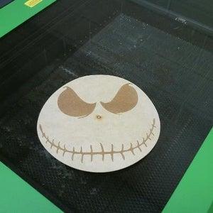 Jack Skellington Clock - Halloween Special