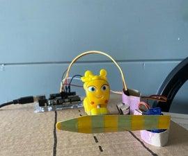 Arduino自动门项目