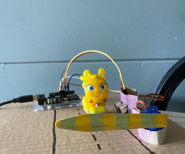 Arduino Automatic Gate Project
